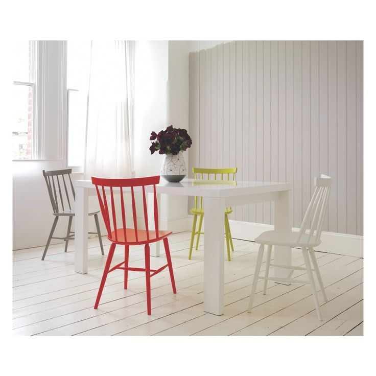 Best 25 Red Dining Chairs Ideas On Pinterest