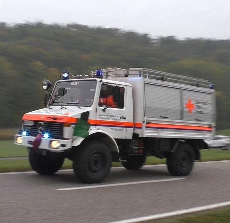 Unimog, red cross, rotes Kreutz