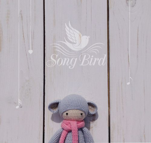 "мастерская Songbird, Москва / craft studio ""Songbird"", Moscow;   ручная вышивка, вязаные игрушки / hand embriodery & knitted toys  #handmade #crochet #toys  #baby #songbird #amigurumi #cotton #knitted #doll"