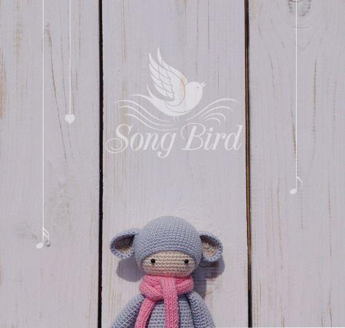 "мастерская Songbird, Москва / craft studio ""Songbird"", Moscow;   ручная вышивка, вязаные игрушки / hand embriodery & knitted toys  #handmade #crochet #toys  #baby #songbird #amigurumi #cotton #knitted #doll"