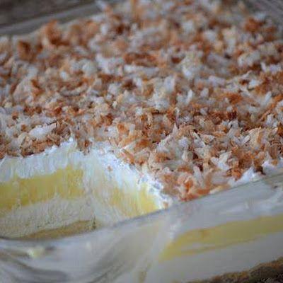 Princess Pie (Coconut Cream Pie)