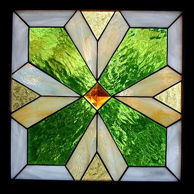 233 Best Images About Stained Glass Geometric Patterns On