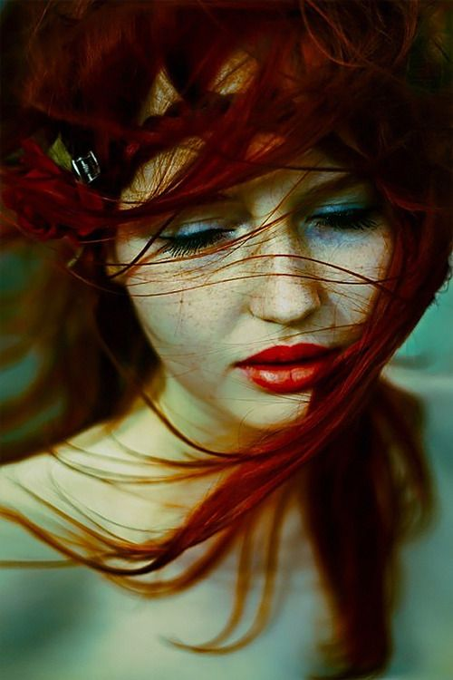 """for-redheads: """"Kuolema Tekee Taiteilijan"""" by Follow Rivers"""