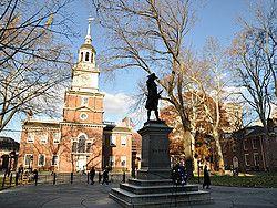 Filadelfia, Independence Hall