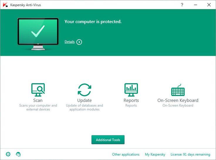 Kaspersky Antivirus 2016 16.0.1.445 Final Full Version Terbaru