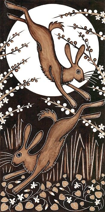 March Hares - Nat Morley