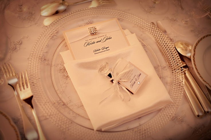 67 Best Images About Napkin Rings Menu Cards On: 36 Best Images About Table Setup/ Charger Plates On