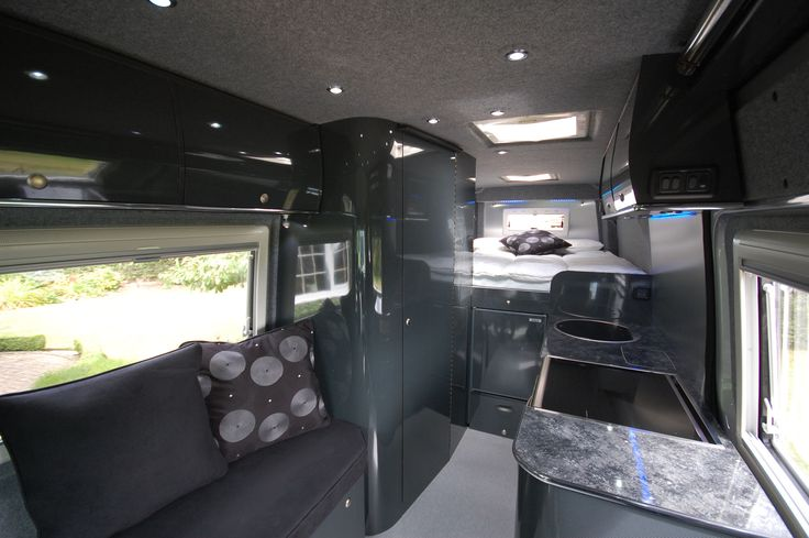 Camper Van Interior Google Search Roulotte Pinterest