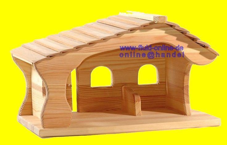 original OSTHEIMER 5550113 Weihnachtskrippe Krippenstall Krippe Stall Holz NEU in Möbel & Wohnen, Feste & Besondere Anlässe, Jahreszeitliche Dekoration | eBay!