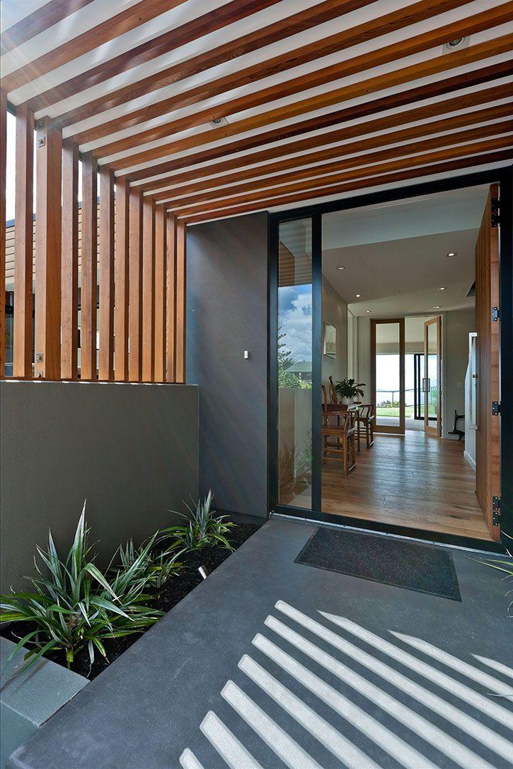 Entry    Rothesay Bay Hose    Creative Arch Ltd