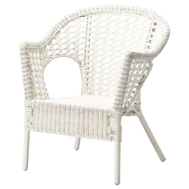 IKEA - FINNTORP, Chair, , The furniture is handmade and therefore unique, with rounded shapes and nicely detailed patterns.Furniture made of natural fiber is lightweight, yet sturdy and durable.Chairs can be stacked to take up less room when not being used.