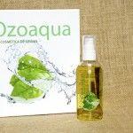 Ozoaqua News. Cosmética Natural de Ozono en el tratamiento de quemaduras, herpes y aftas
