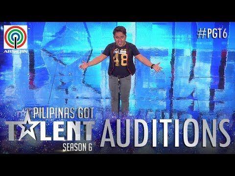 البوز في المملكة المتحدة : Pilipinas Got Talent 2018 Auditions: Edgardo Arrieta Jr. - Operatic Singing