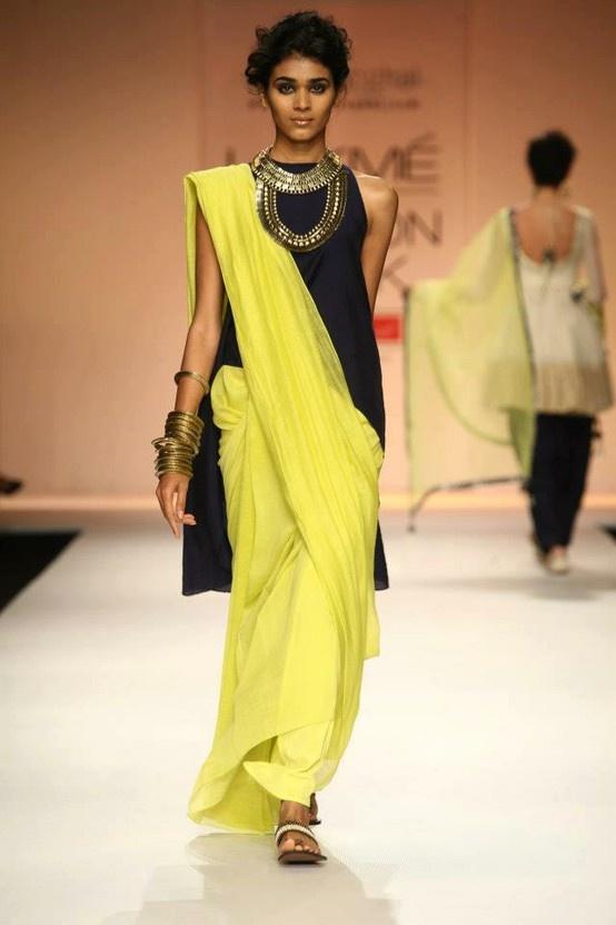 Payal Singhal for Lakme Fashion Week