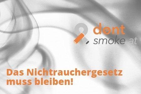 Bild zur Petition mit dem Thema: Wir fordern ÖVP und FPÖ auf: Das Nichtrauchergesetz muss bleiben!