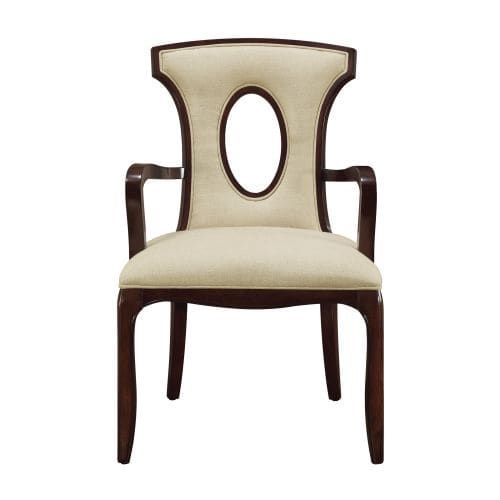 Sterling Industries 6071252 38.25 Height Blakemore Arm Chair, Multi (Wood)