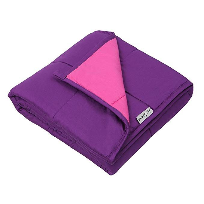 Hiseeme Weighted Blanket Weighted Blanket For Kids Weighted