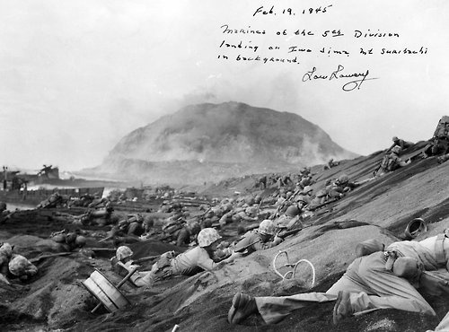 Iwo Jima. What an opportunity I had to see this place!!!