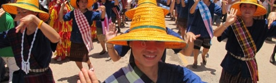Volksfeste in Thailand