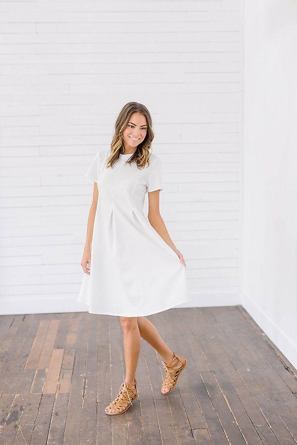 25  best ideas about Modest dresses for women on Pinterest | Work ...