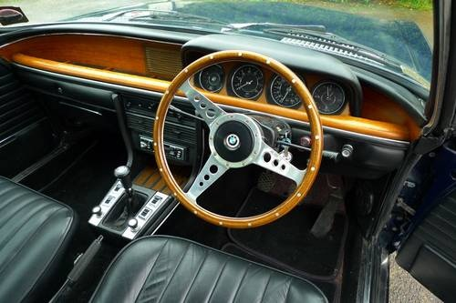 1973 BMW 3.0 CS E9 Coupe For Sale by Auction