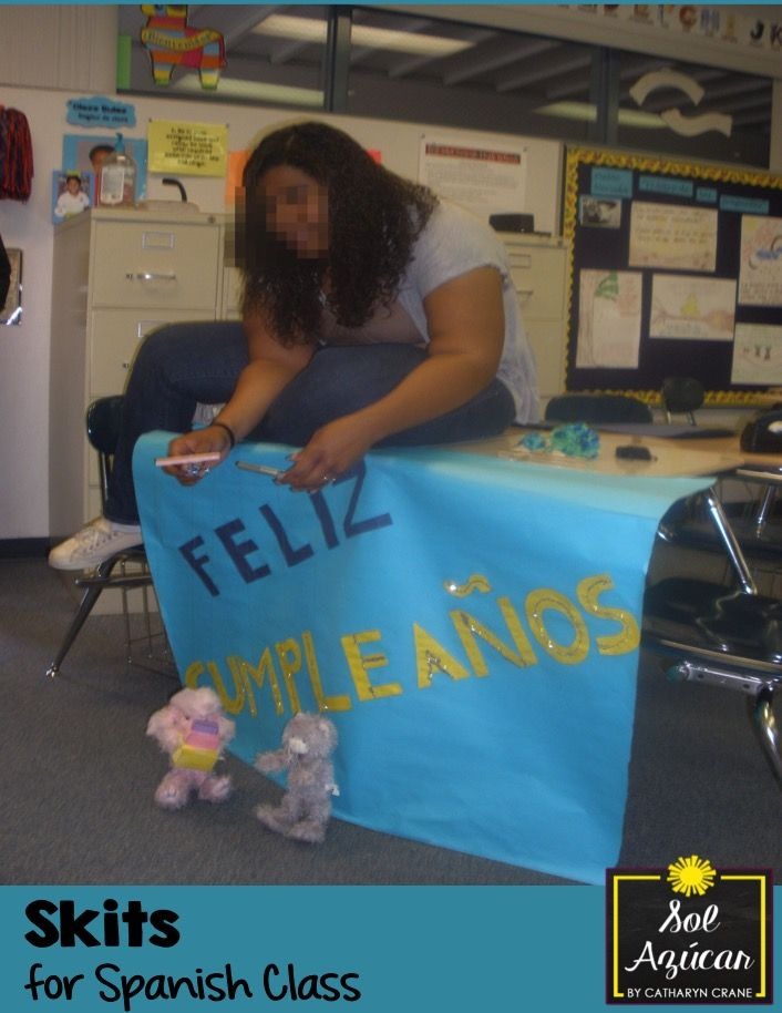 Classroom Skit Ideas ~ Best my spanish curriculum on tpt images pinterest