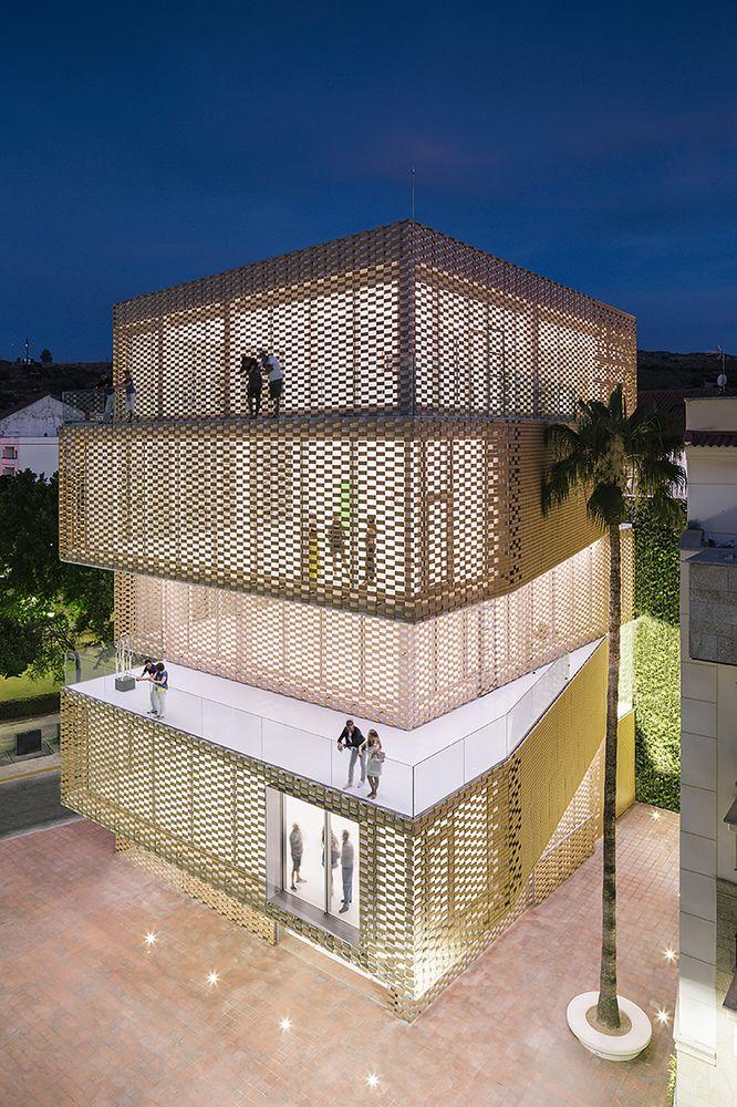 Gallery - Cultural Center La Gota - Tabacoo Museum / Losada García - 10