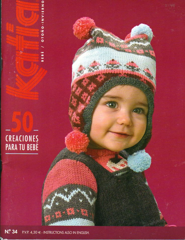 Knitting In Spanish Instructions : Best images about knitting patterns for babies on