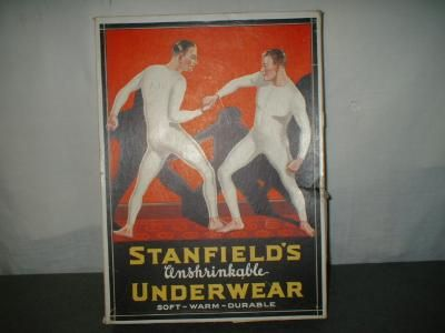 Great picture--Stanfield's Unshrinkables!