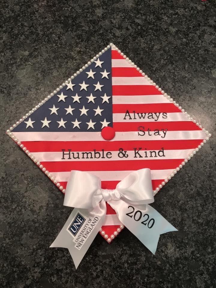 Humble & Kind Graduation Cap