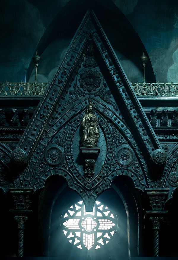 never stray from the light | Crimson Peak in theaters 10.16.15