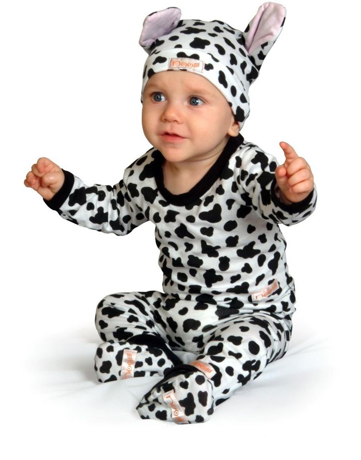 Cute cow outfit for your baby