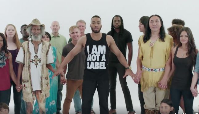 """labels are just labels"" #ThereIsNoSpoon #LabelMeFilm #labelen WAT_VIND_JIJ?"