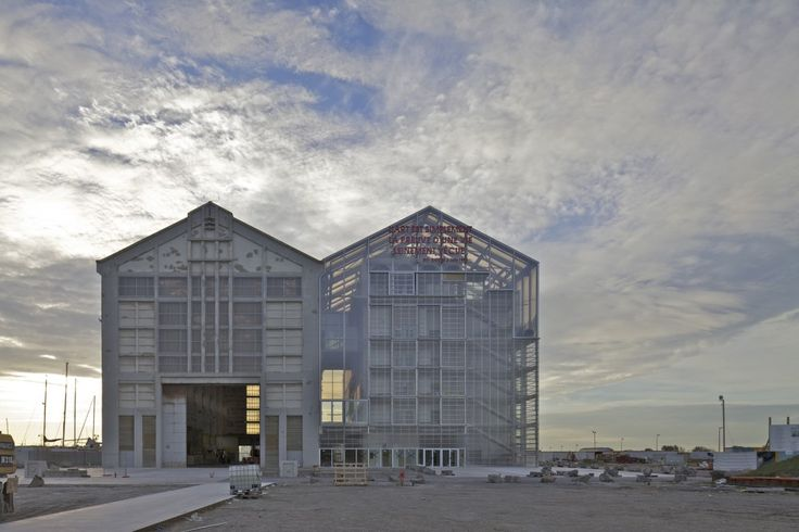 Frac Of The North Region / Lacaton & Vassal