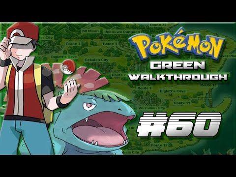 Pokemon Green Walkthrough Part 60: The Missingno Glitch!