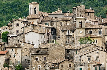 Scanno, Italy......my Grandpa was from here.Italymi Grandpa
