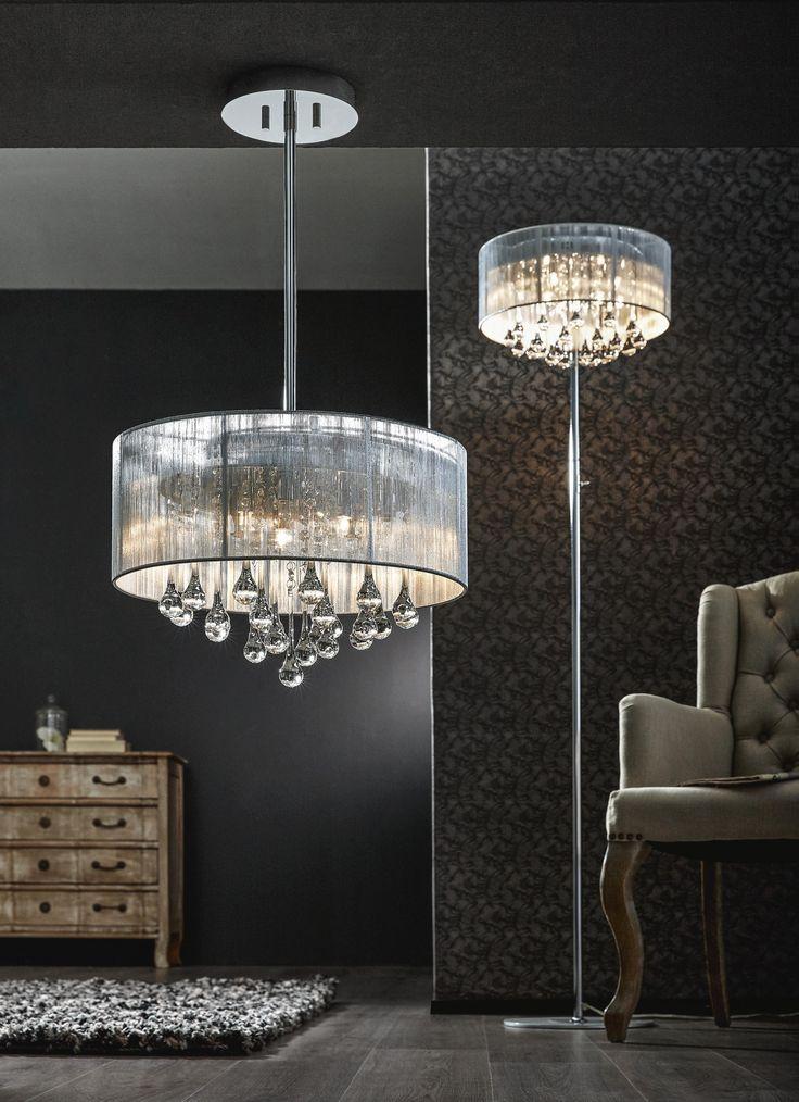ber ideen zu glas kronleuchter auf pinterest kronleuchter kristallleuchter und. Black Bedroom Furniture Sets. Home Design Ideas