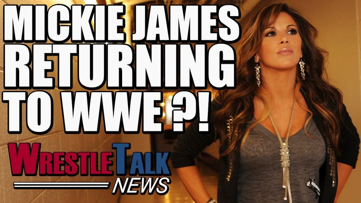 Mickie James Returning To WWE?! Raw & Smackdown Ratings Crash! | Wrestle...