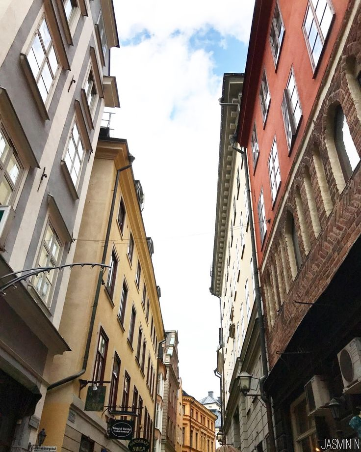 LITTLE THINGS WITH JASSY: 5 THINGS I LOVE ABOUT STOCKHOLM, SWEDEN