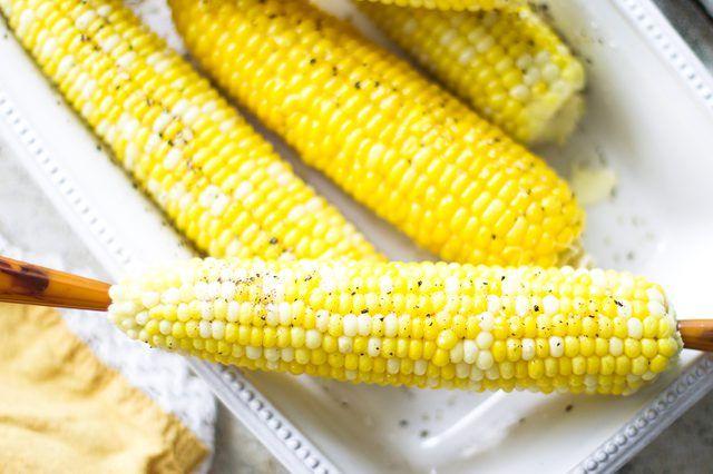 можно на диете есть кукурузу