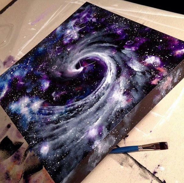 Galaxy drawing!