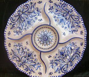Spanish Ceramic Toledo Puerte del Arzobispo