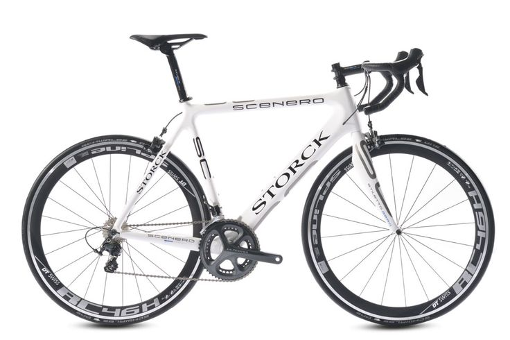 The Storck Scenero G2 Weiss-Schwarz #storck #storckbikes #storckworld #storckPH #bicycle #cycling #roadbike