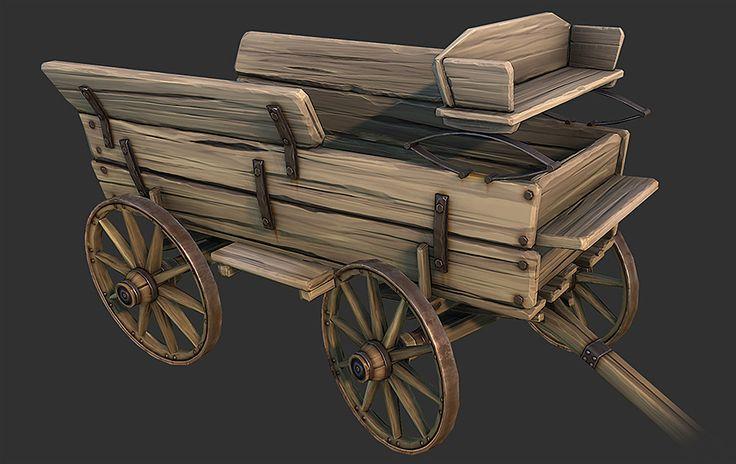 Wagon by Tycho Terryn
