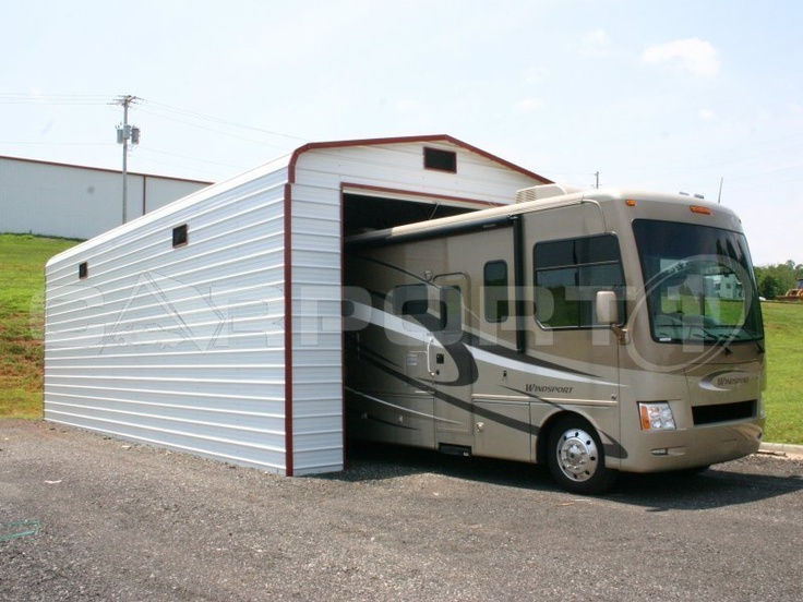 Motor Home Shelters : Best rv carports shelters motor home covers images