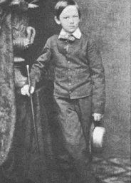 In June of 1859 Willie went to Chicago with his father who had legal business in that city. Father and son stayed in the Tremont House. Willie wrote a letter to his friend, Henry Remann, about his wonderful experience.