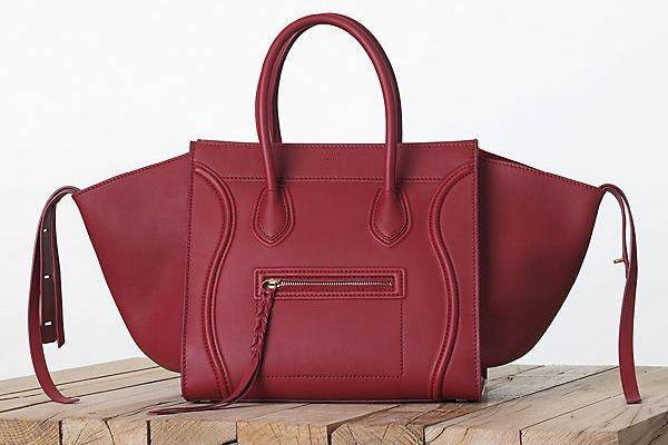 Celine Phantom Luggage Tote Leather Fall 2013