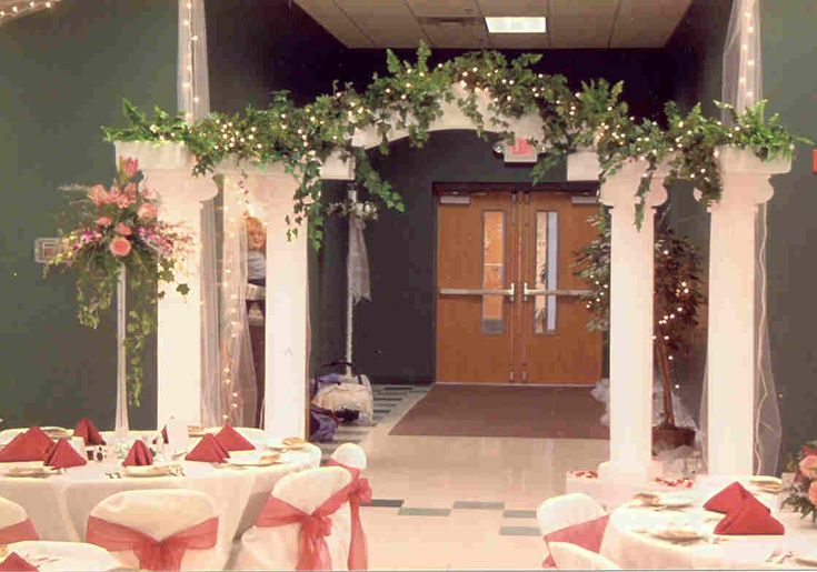 Decorated Archways Tags Wedding Wedding Arch