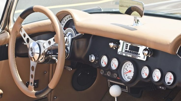 1957 Chevrolet Corvette Resto Mod - 6