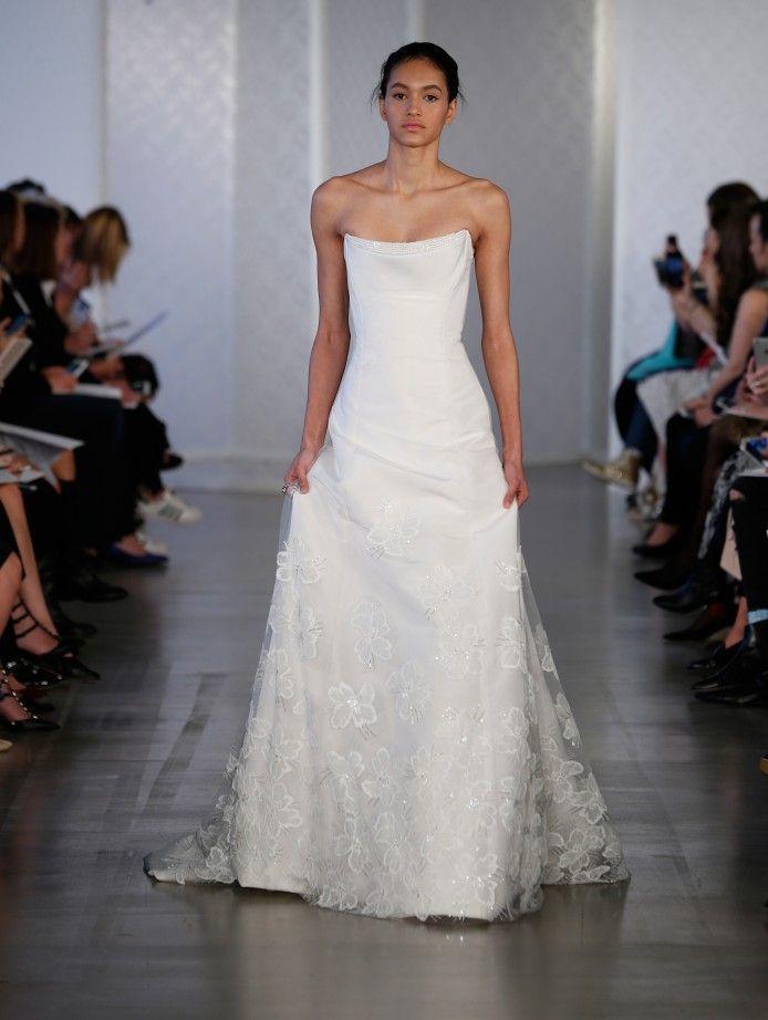 Oscar de la Renta   L\'elite Bridal Boutique   Boston